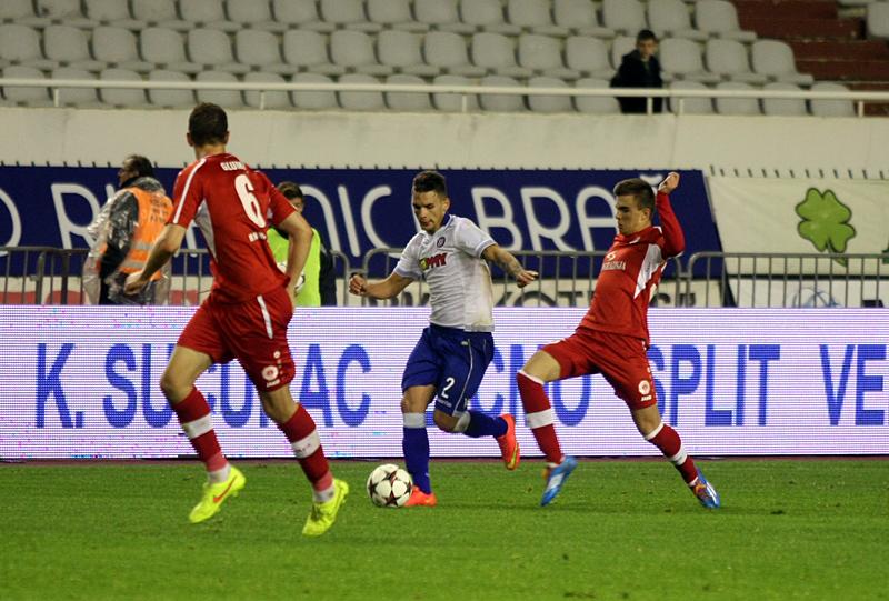 Hajduk - Split 2:1