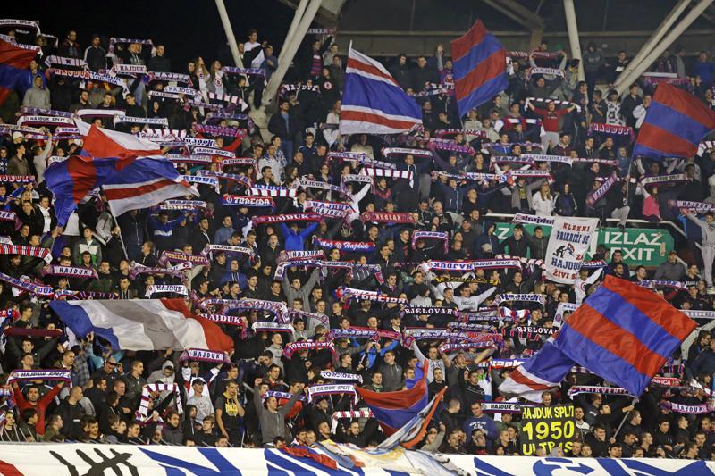 Hajduk - Istra 1961 5:3