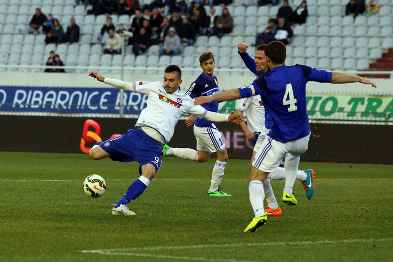 Hajduk - Slaven Belupo 2:1