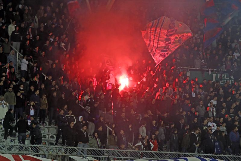 Hajduk - Split 1:1