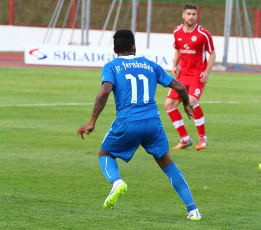 RNK Split - Dinamo 1:5