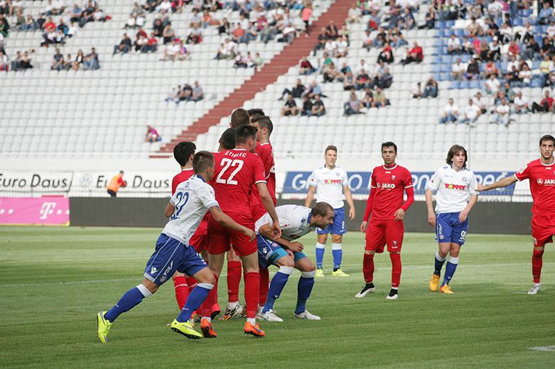 Hajduk - Zagreb 1:0