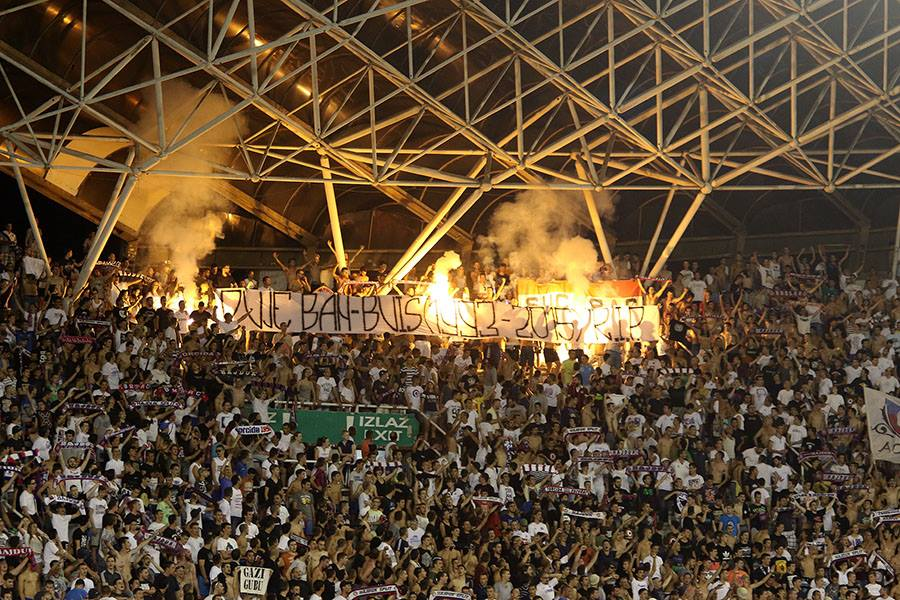 Hajduk - Split 0:0