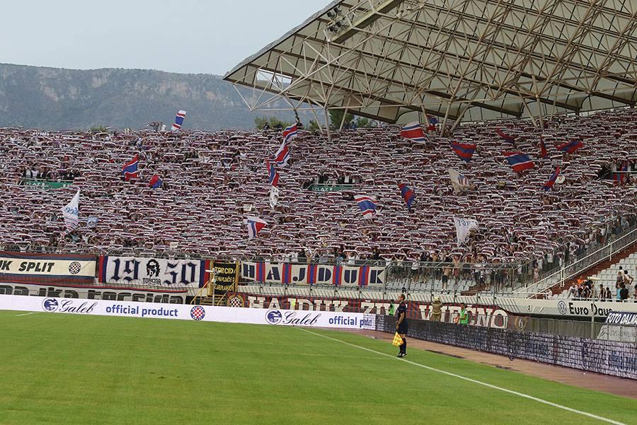 Hajduk - Koper 2. pretkolo kvalifikacija za Europsku ligu / Foto: Bruno Karadža