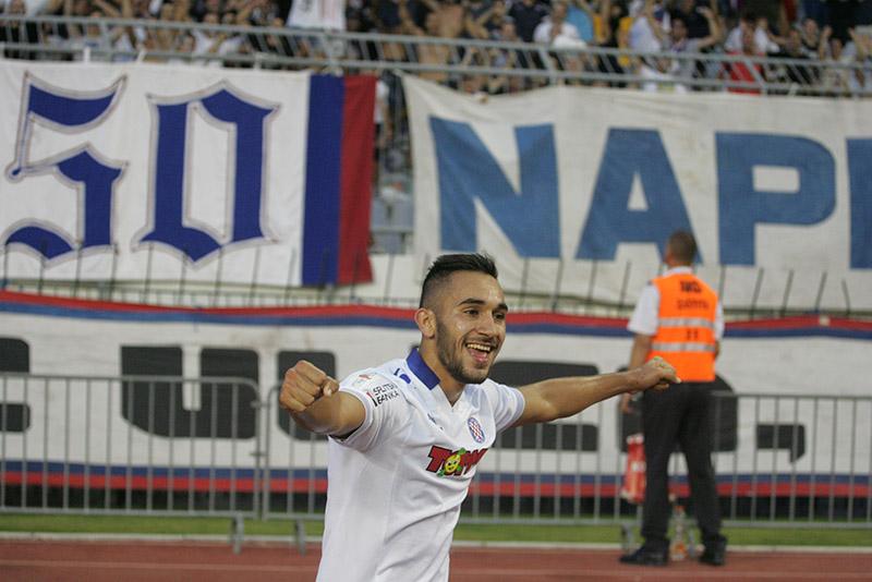 Hajduk - Slaven Belupo, foto: Dražen Biljak / dizajnist.com