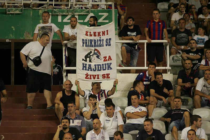 Hajduk - Osijek 3:0 I Foto: Dražen Biljak / dizajnist.com