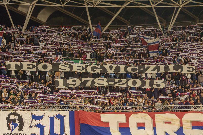 Hajduk - Lokomotiva I Dražen Biljak / dizajnist.com