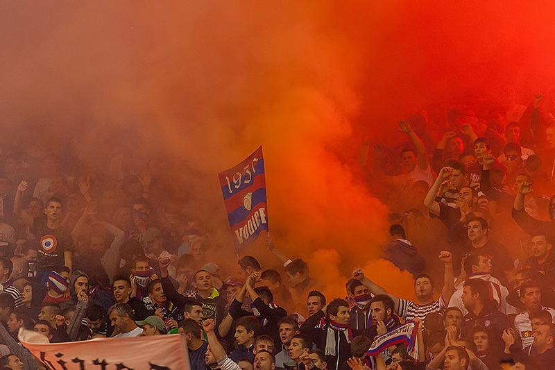 Hajduk - Rijeka 0:3