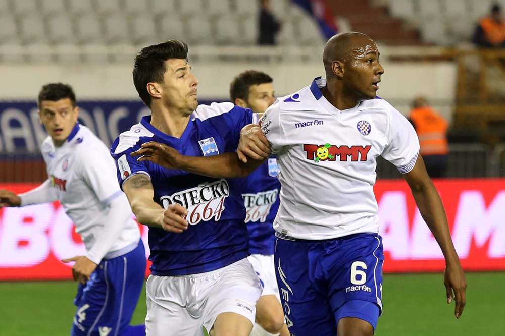 Hajduk - Osijek / Veljko Martinović