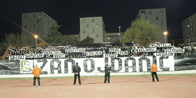 RNK Split - Hajduk 0:0