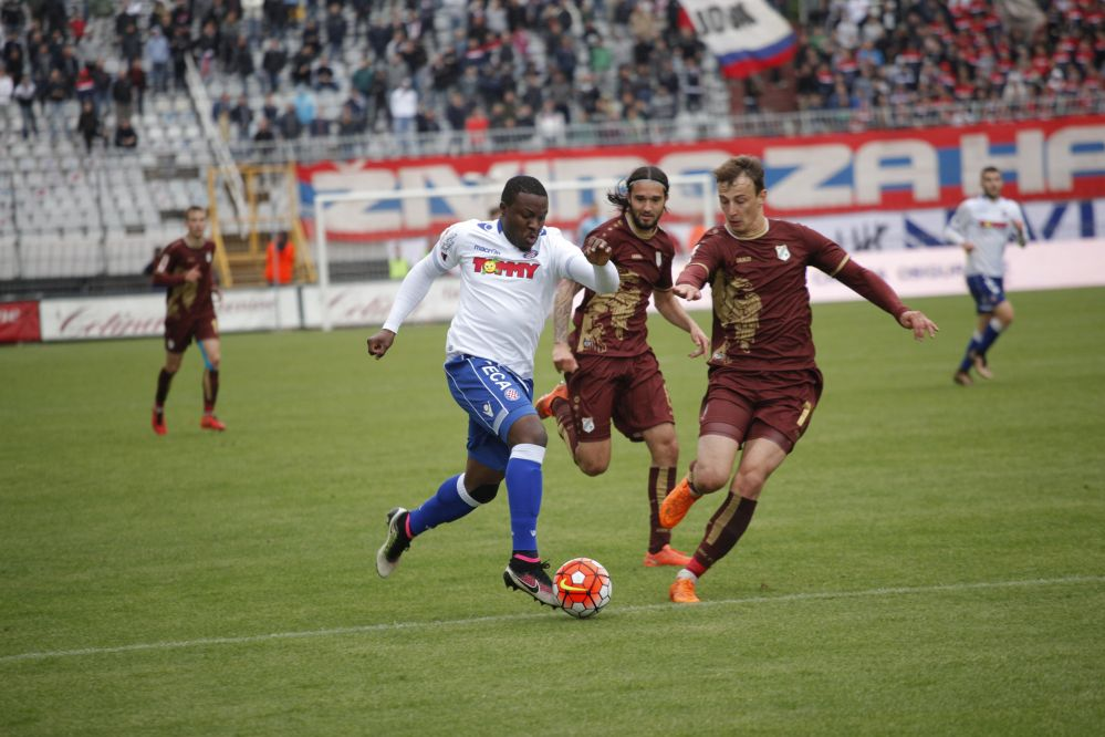 Hajduk - Rijeka I Dražen Biljak / dizajnist.com