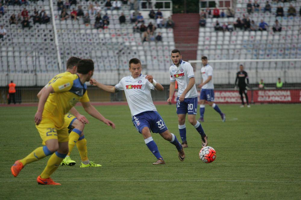 Hajduk - Inter I Dražen Biljak
