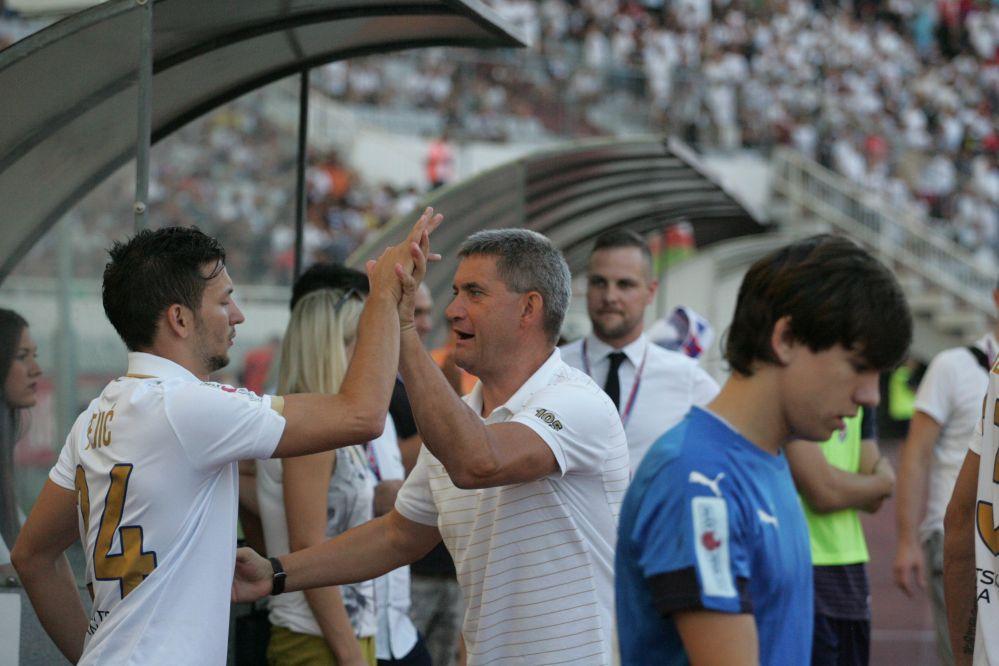 Hajduk - Dinamo I Dražen Biljak / dizajnist.com
