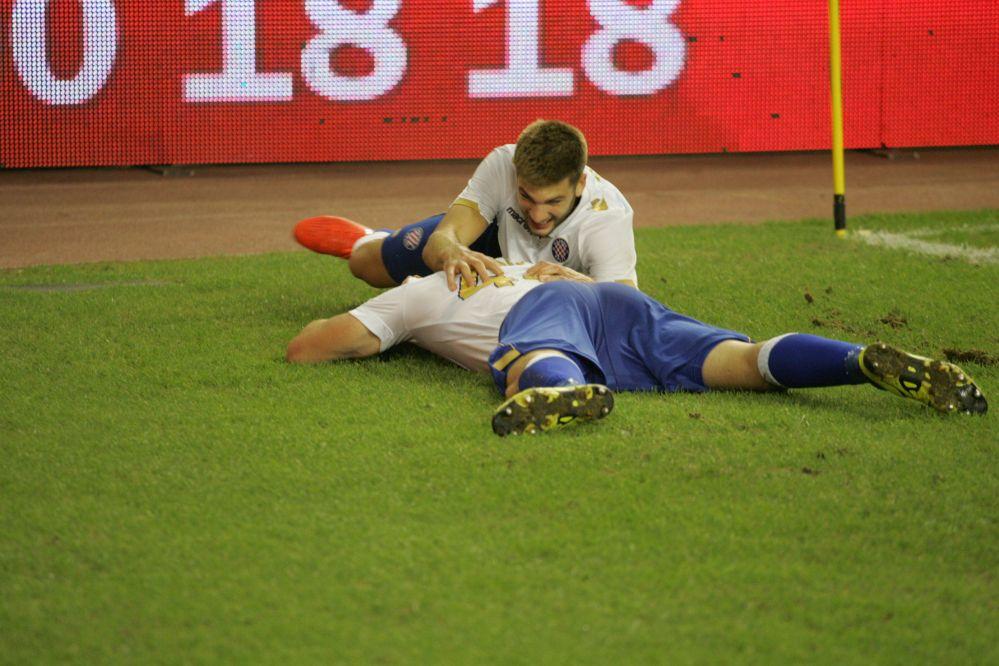 Hajduk - Maccabi I Dražen Biljak
