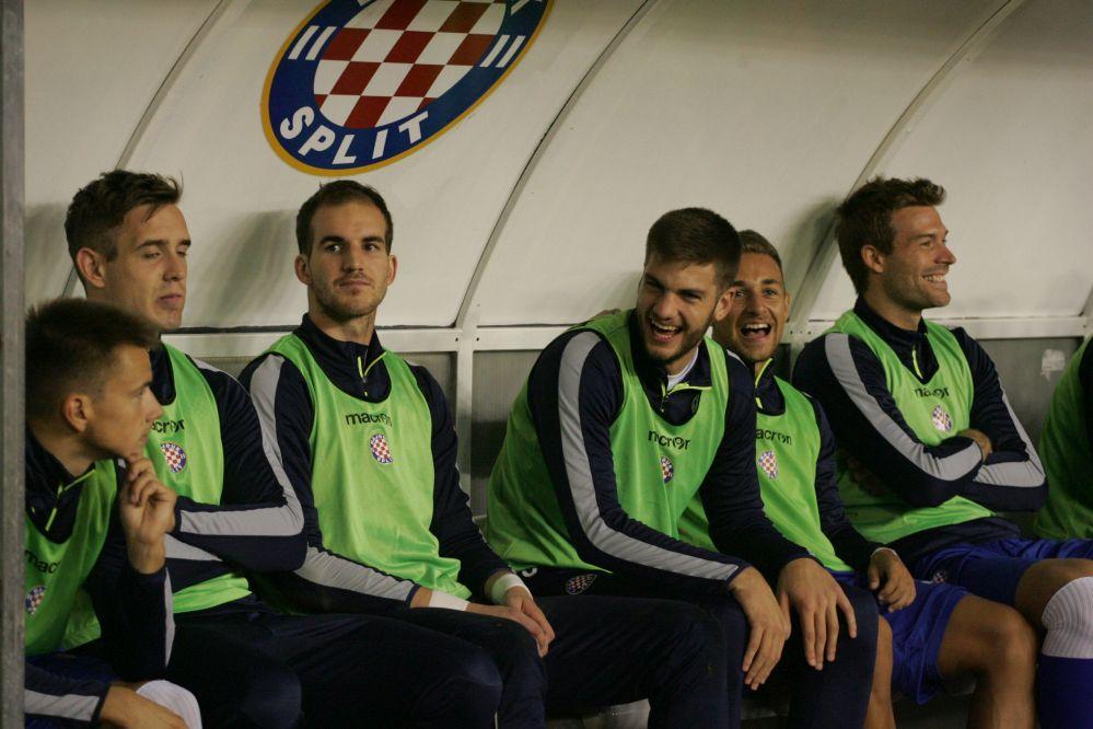 Hajduk - Cibalia I Dražen Biljak