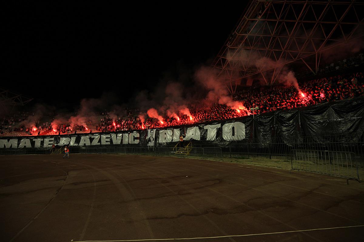 Hajduk - Slaven Belupo / foto: Bruno Karadža