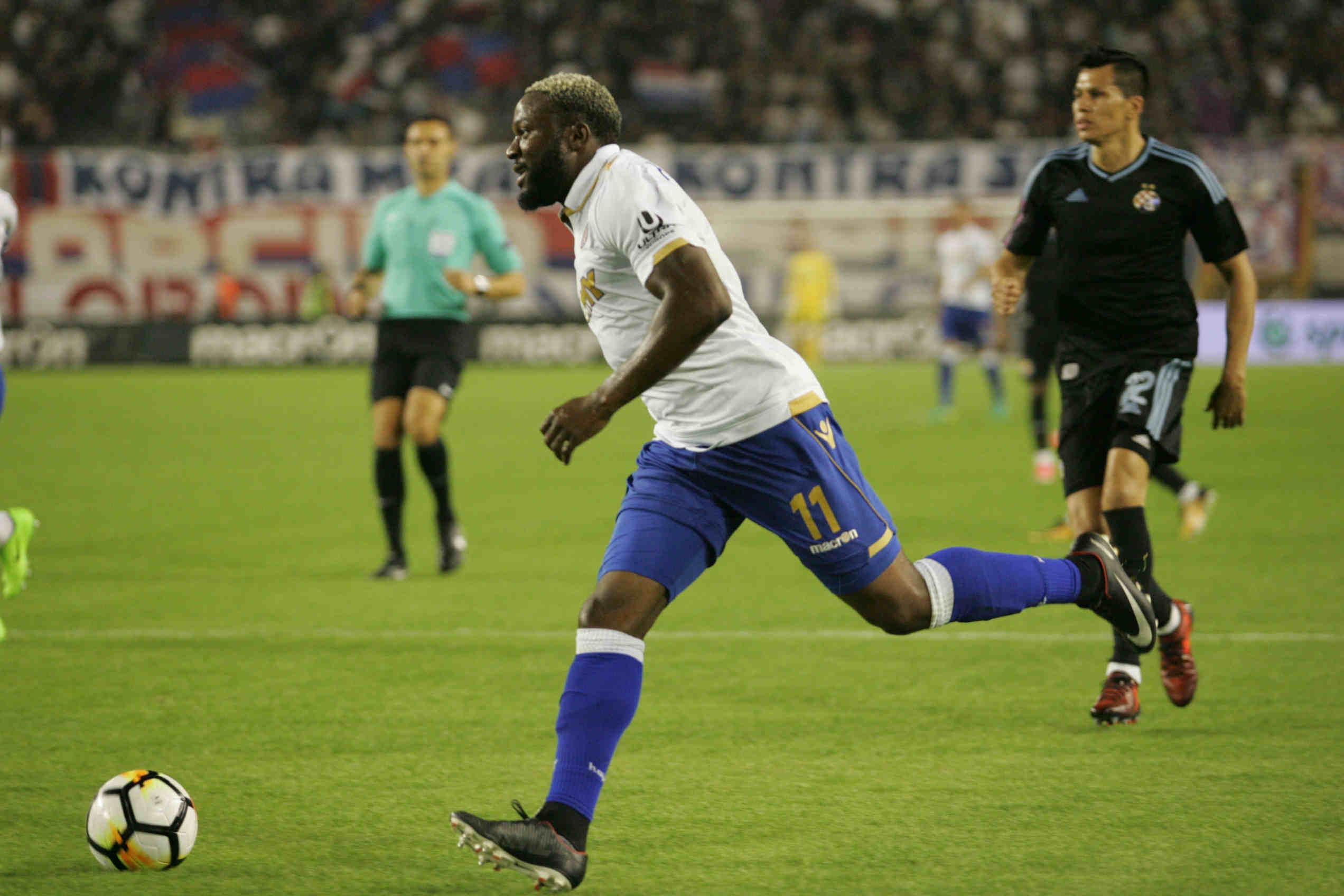 Hajduk - Dinamo / foto: Dražen Biljak