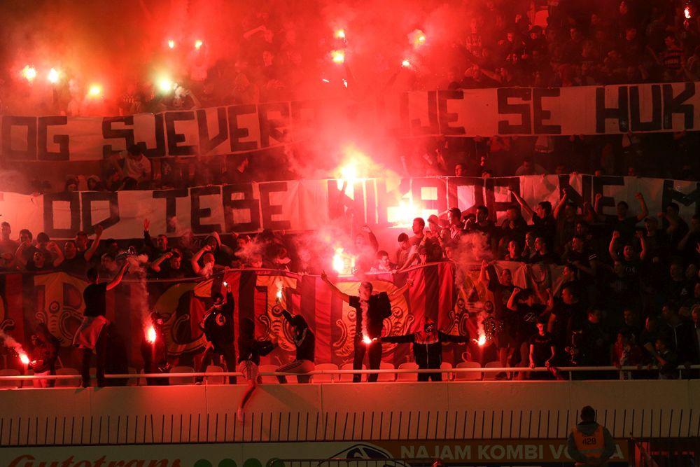 Hajduk - Cibalia 4:0 / foto: Bruno Karadža