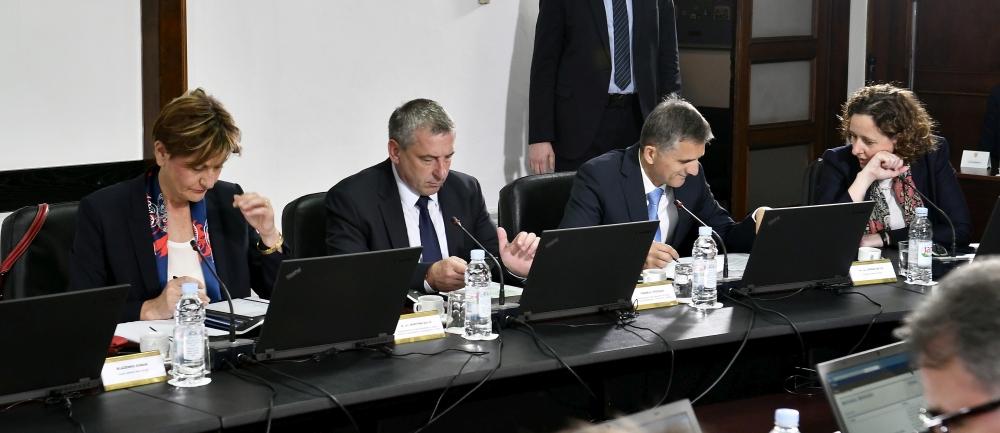 Sjednica Vlade u Splitu | Foto: Joško Šupić