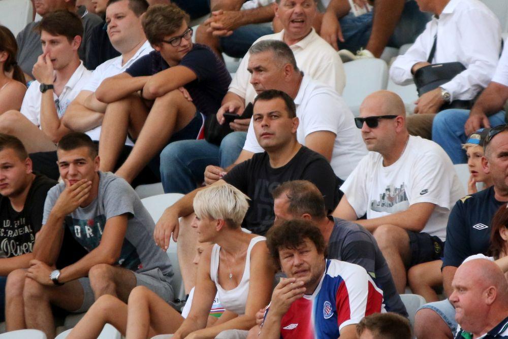 Hajduk - Slavia 1:0 / foto: Ivica Čavka