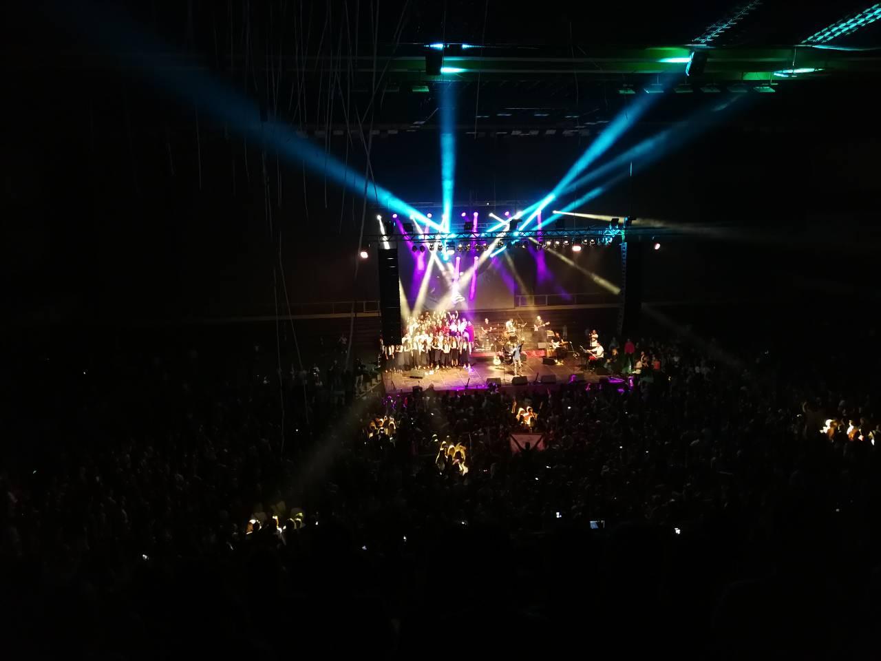 Koncert na Gripama