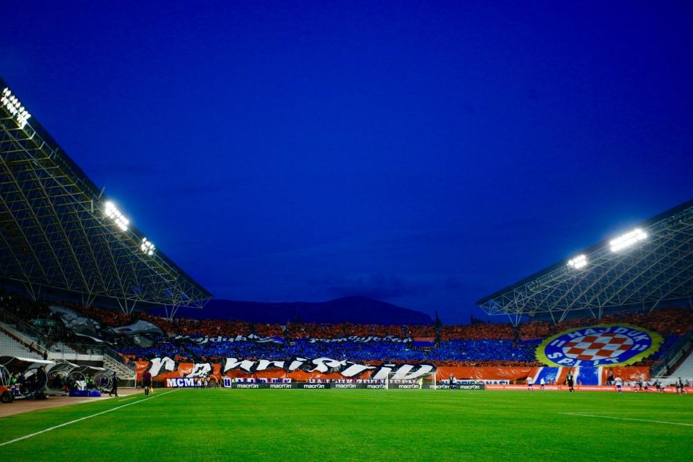 Hajduk - Lokomotiva | Foto: Milan Šabić