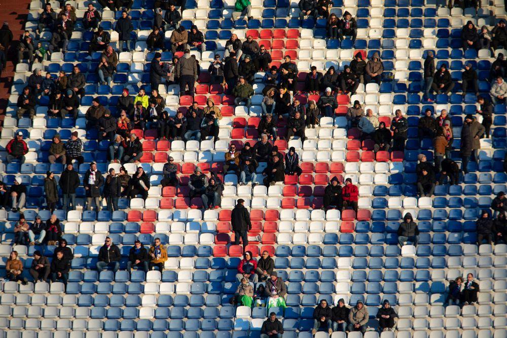 Hajduk - Gorica / foto: Milan Šabić