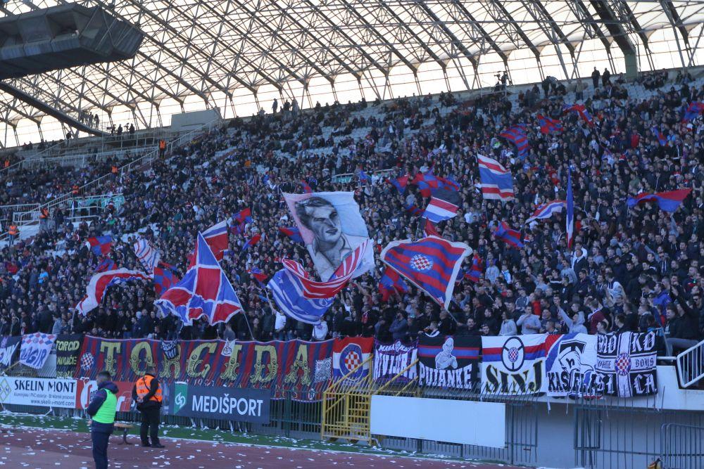Hajduk - Rudeš 3:0 / foto: Ivica Čavka