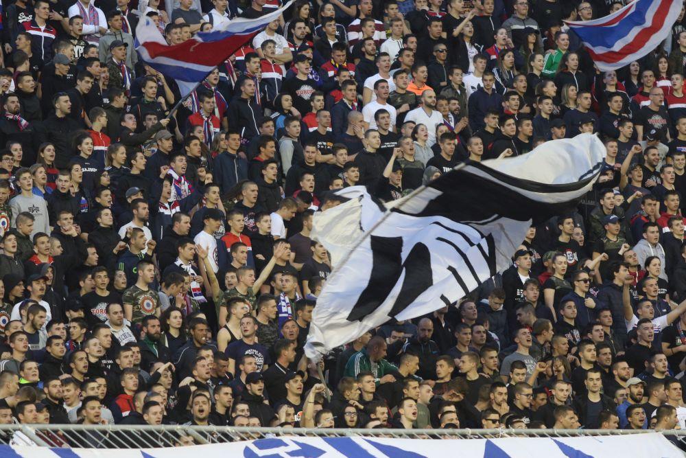 Hajduk - Dinamo / foto: Ivica Čavka