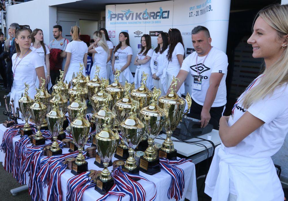 Finale turnira Prvi koraci / foto: Ivica Čavka
