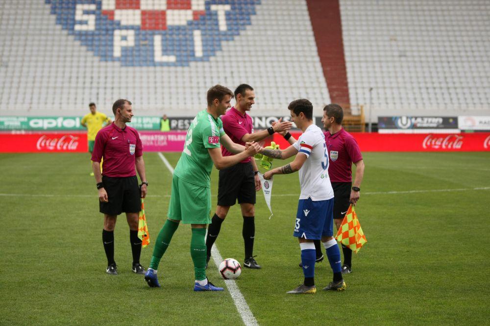 Hajduk - Istra