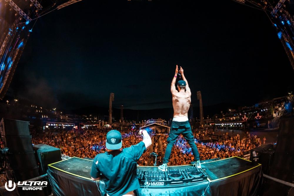 Ultra festival - drugi dan
