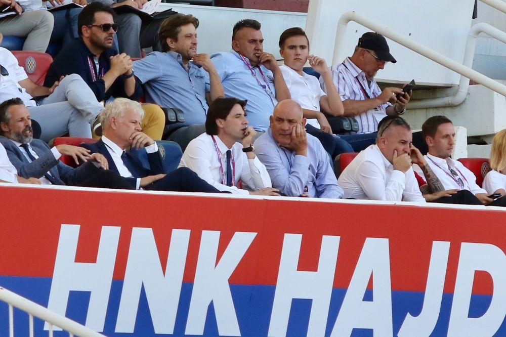 Hajduk - Gorica 3:0 / foto: Ivica Čavka