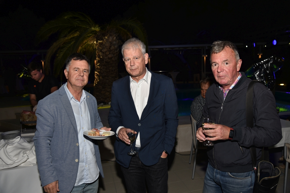 Pernod Ricard Chivas party