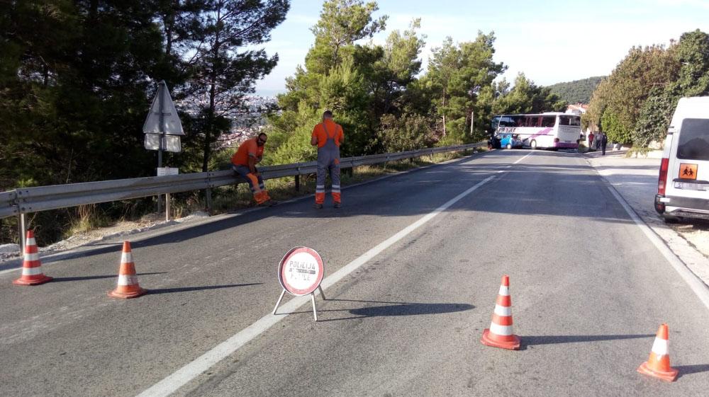 Prometna nesreća | Foto: Veljko Martinović