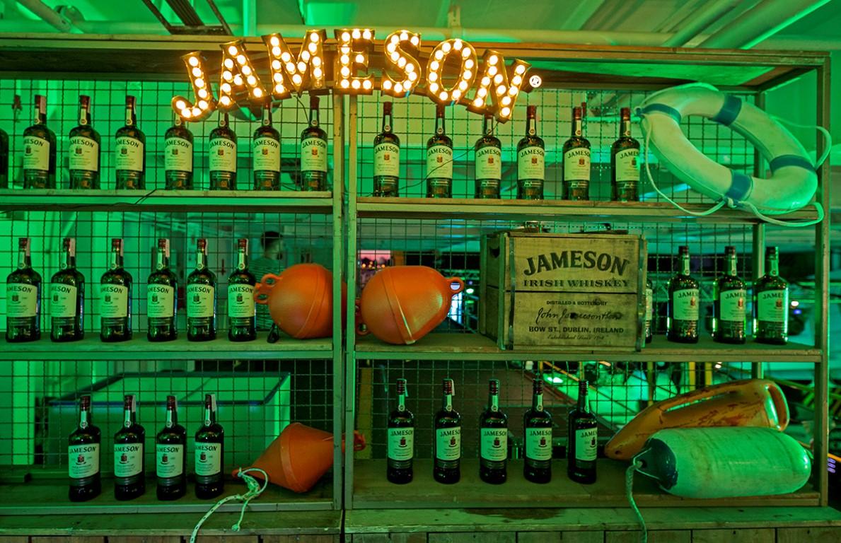 Jamesolinija | Foto: Maja Prgomet