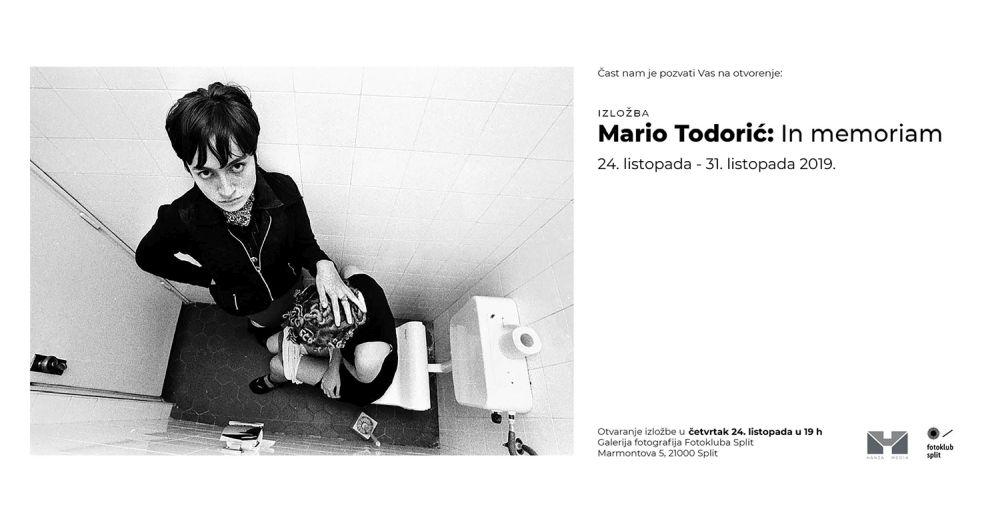 Mario Todorić: In memoriam