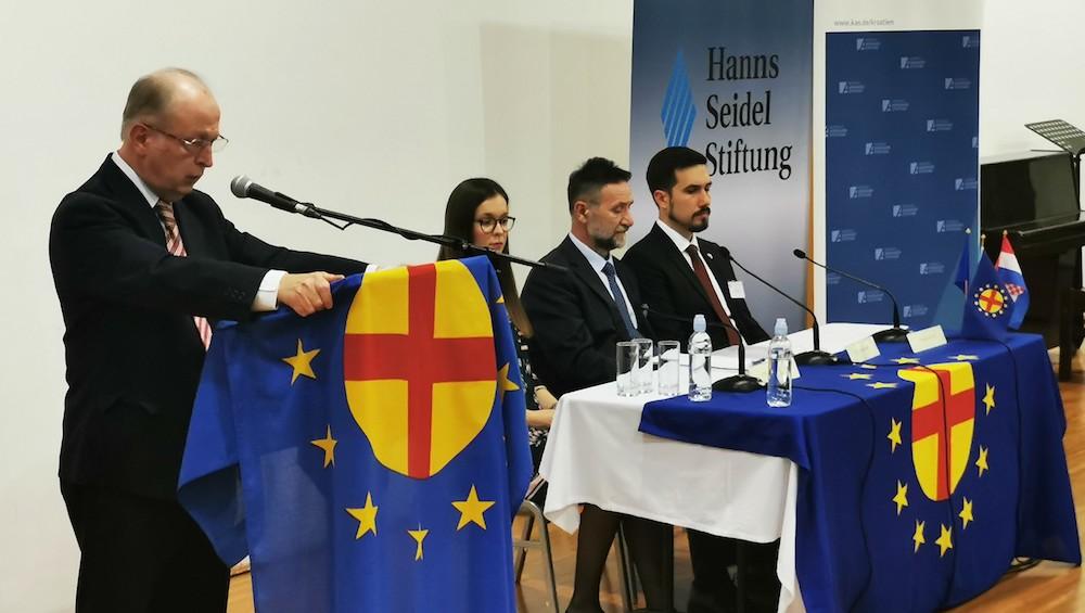 Međunarodna konferencija Hrvatske paneuropske unije