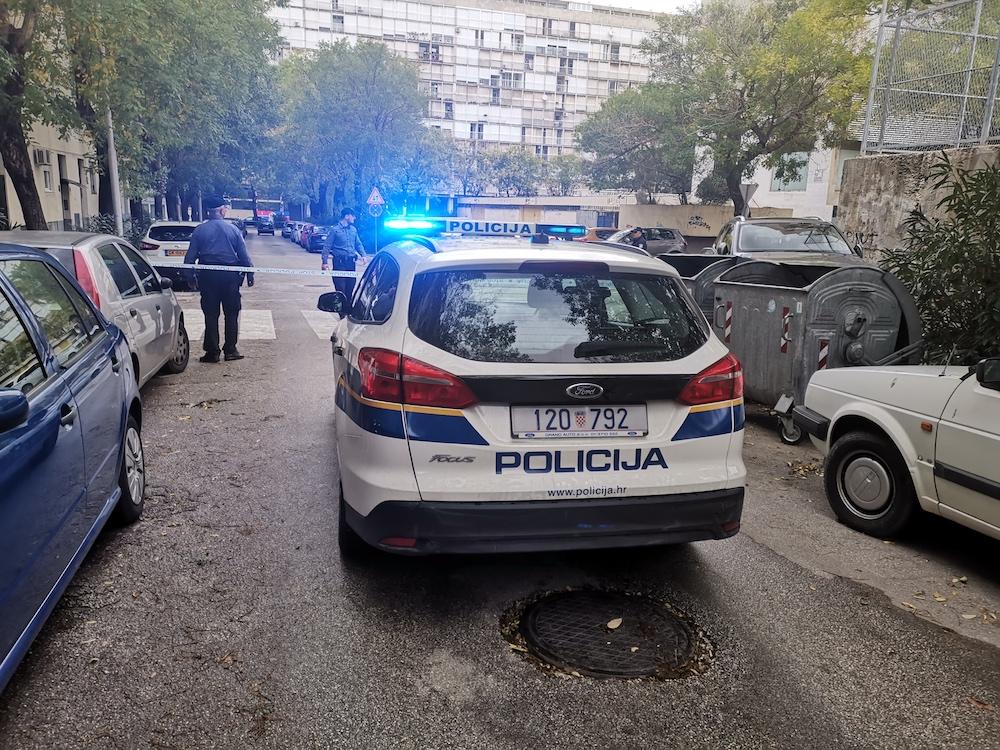 Pucnjava u Splitu