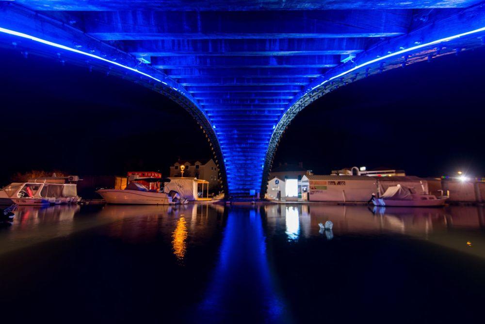Drveni most Trogir | Foto: Dino Čaljkušić