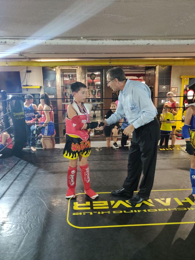 Tajlandski boks