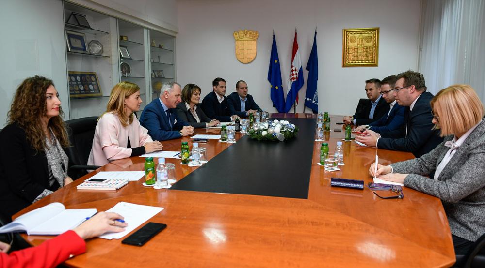 Ministar Pavić u Splitu