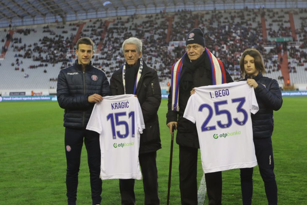Hajduk - Lokomotiva / foto: Ivica Čavka