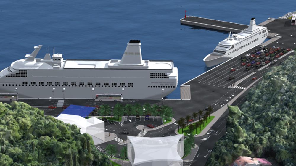 Nova luka Korčula