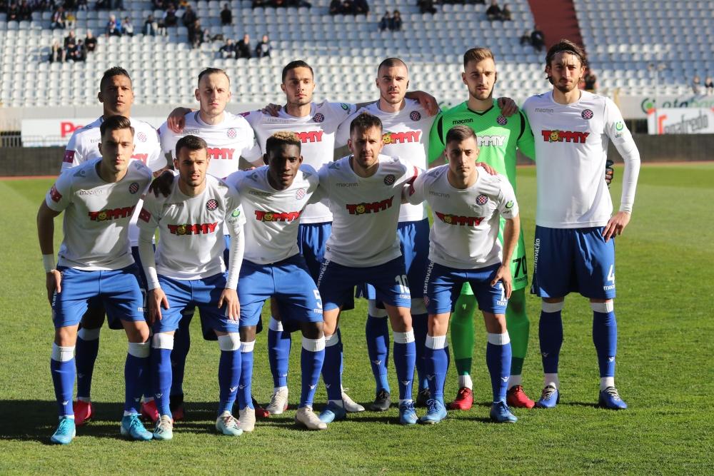Hajduk - Gorica | Foto: Ivica Čavka