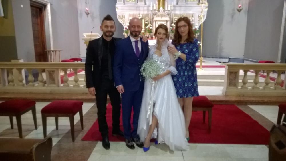 Antonia i Aljoša Šerić