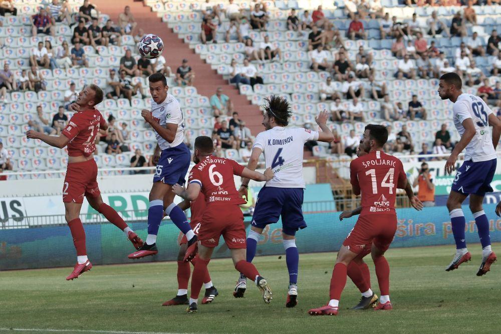 Hajduk - Osijek 0:1 / foto: Ivica Čavka
