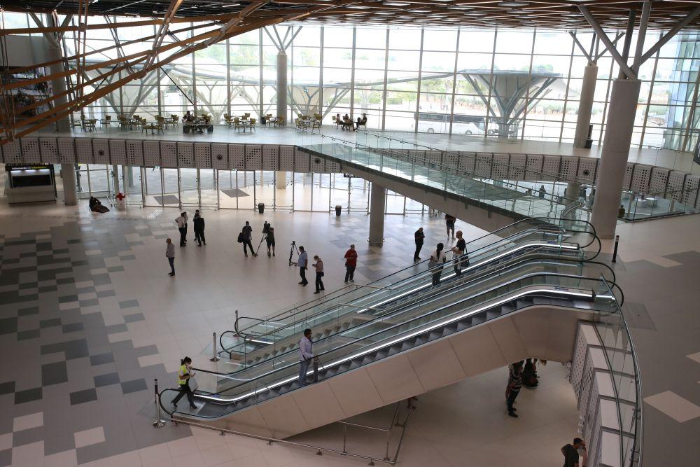 Zračna luka Split   foto Veljko Martinović