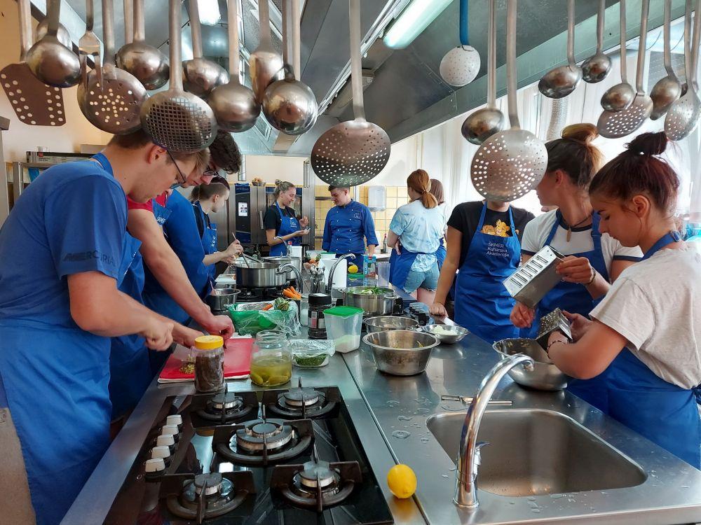 Kuhanje je đir   Foto: ŠKMER