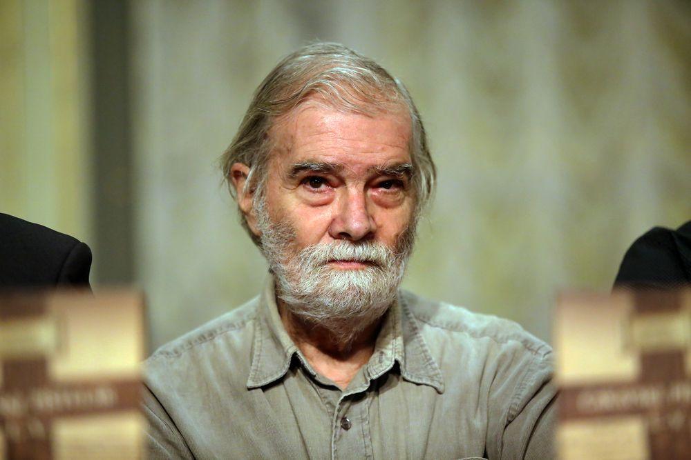 Tonko Maroević I Foto: Veljko Martinović